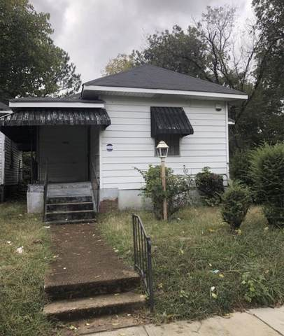 1409 Adelaide St, Memphis, TN 38106 (MLS #10105435) :: Your New Home Key