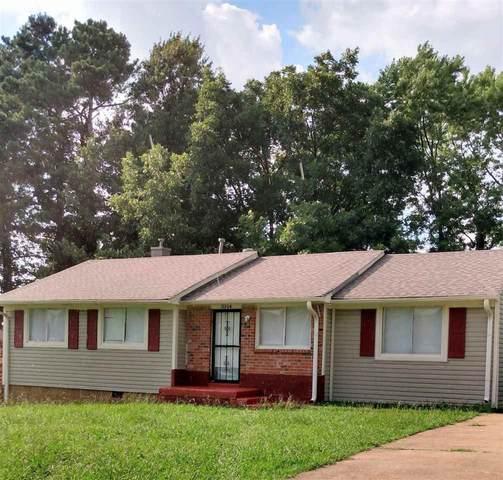 3914 Kerwood Ave, Memphis, TN 38128 (#10105476) :: The Wallace Group at Keller Williams