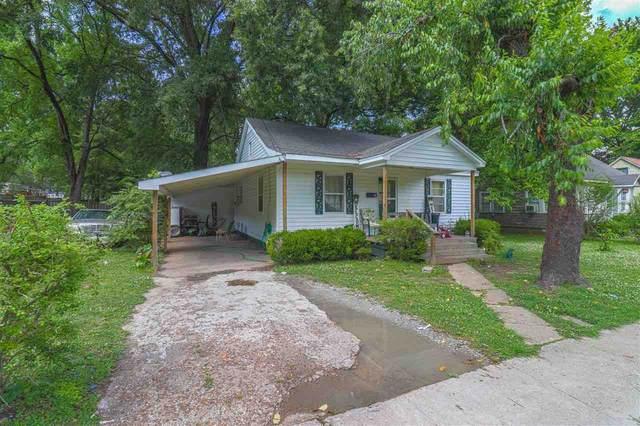 13 E Cherry St, Brownsville, TN 38012 (#10105486) :: The Melissa Thompson Team