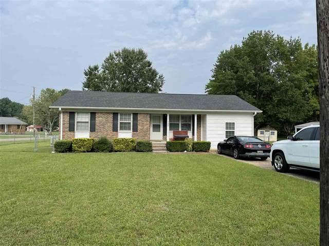 735 Stout St, Savannah, TN 38372 (#10105573) :: Bryan Realty Group