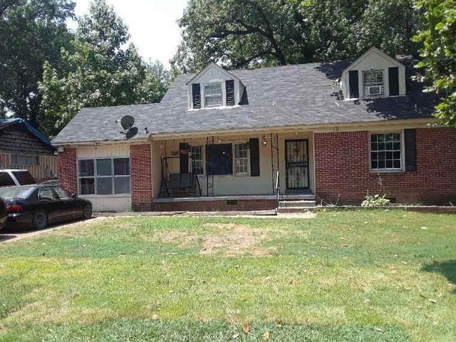 3557 Brookmeade St, Memphis, TN 38127 (#10105595) :: RE/MAX Real Estate Experts