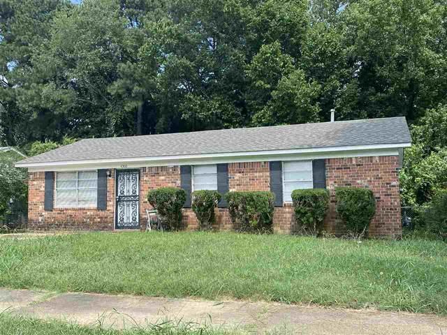 4300 Elmridge St, Memphis, TN 38118 (#10105616) :: Bryan Realty Group