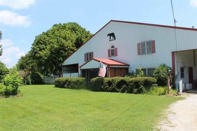 95 Rush Rd, Wildersville, TN 38388 (#10105645) :: The Melissa Thompson Team