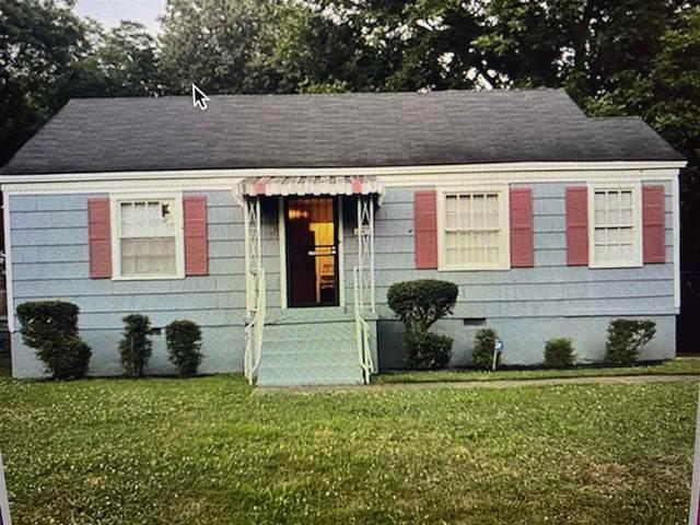 884 Homer St, Memphis, TN 38122 (#10105652) :: The Wallace Group at Keller Williams