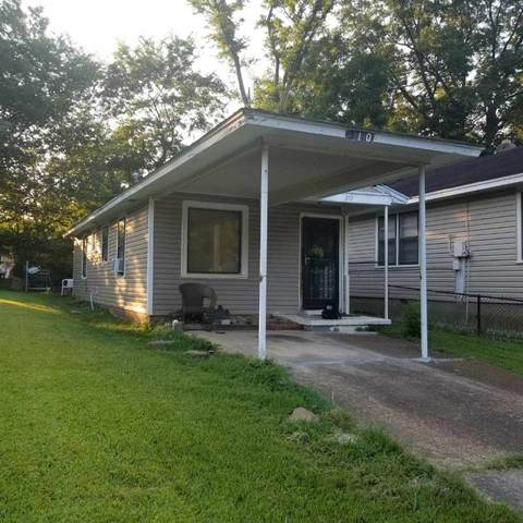 310 Red Oak St, Memphis, TN 38112 (#10105676) :: The Wallace Group at Keller Williams