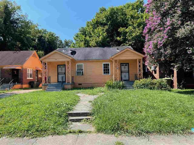 1313 Tutwiler Ave, Memphis, TN 38107 (#10105688) :: Bryan Realty Group