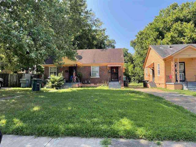 1317 Tutwiler Ave, Memphis, TN 38107 (#10105692) :: Bryan Realty Group