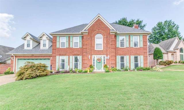2654 Country Downs Dr, Memphis, TN 38016 (#10105820) :: Faye Jones | eXp Realty