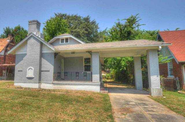 1856 Kendale Ave, Memphis, TN 38114 (#10105852) :: Bryan Realty Group
