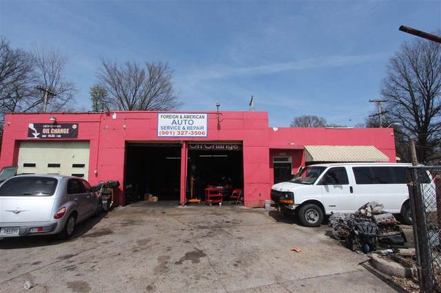 2900 Park Ave, Memphis, TN 38114 (#10105983) :: All Stars Realty