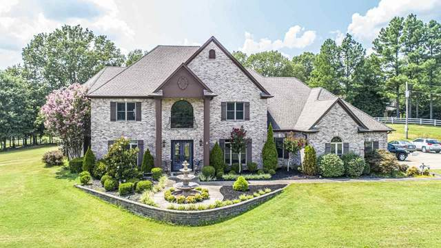 125 Hickory Lake Dr, Eads, TN 38028 (#10106001) :: Bryan Realty Group
