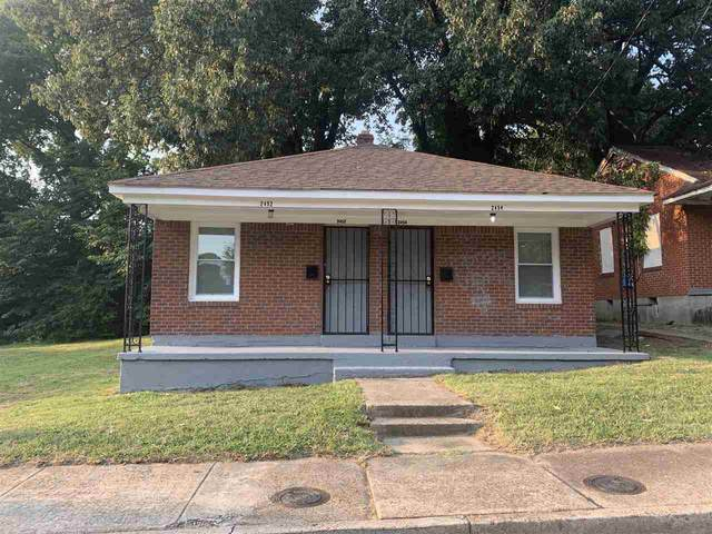 2452 Saratoga Ave, Memphis, TN 38114 (#10106047) :: The Home Gurus, Keller Williams Realty