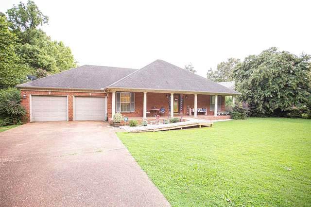 280 Church St, Ripley, TN 38063 (#10106061) :: The Home Gurus, Keller Williams Realty