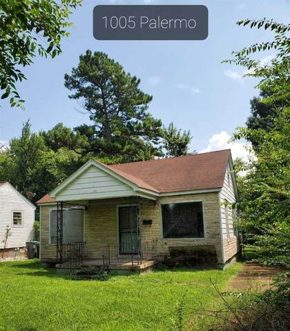 1005 Palermo Ave, Memphis, TN 38106 (MLS #10106138) :: Your New Home Key