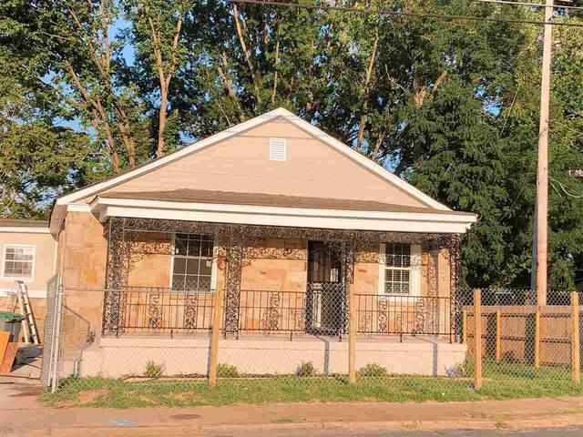 1160 University St, Memphis, TN 38108 (#10106140) :: J Hunter Realty
