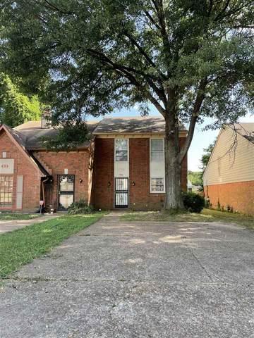 5541 Crepe Myrtle Dr, Memphis, TN 38115 (#10106217) :: RE/MAX Real Estate Experts