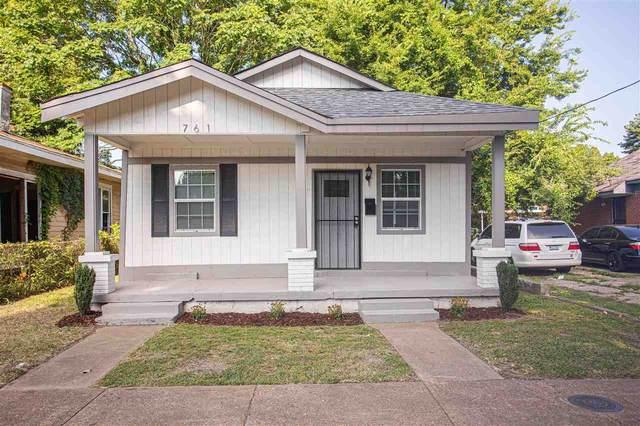 761 Grand St, Memphis, TN 38114 (MLS #10106410) :: Your New Home Key