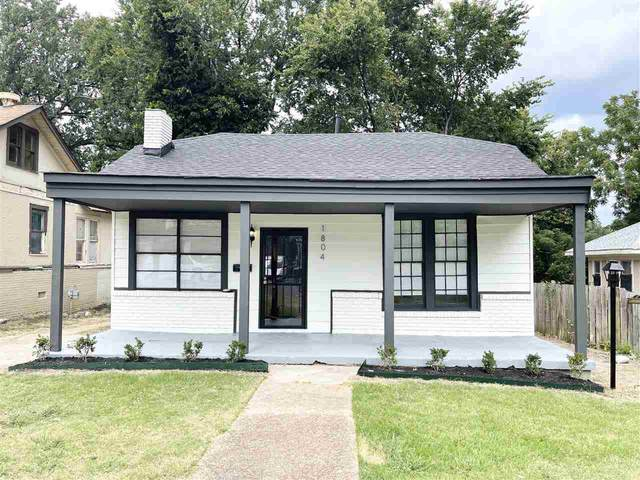 1804 Kendale Ave, Memphis, TN 38114 (#10106415) :: Area C. Mays | KAIZEN Realty