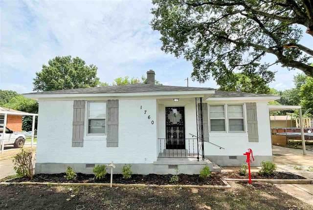 1760 S Goodlett St, Memphis, TN 38111 (#10106614) :: All Stars Realty