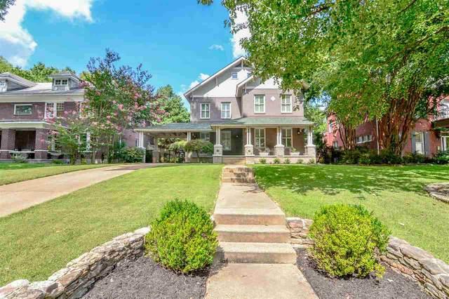 359 Stonewall St, Memphis, TN 38112 (#10106826) :: The Home Gurus, Keller Williams Realty