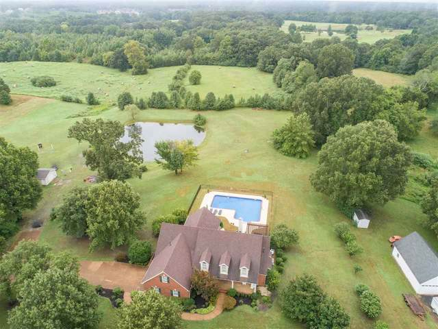 12305 Monterey Rd, Unincorporated, TN 38017 (#10106966) :: Bryan Realty Group