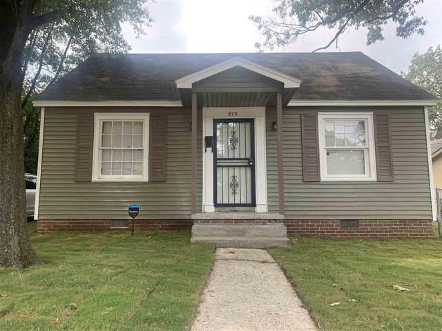 975 S Highland St, Memphis, TN 38111 (#10107000) :: The Home Gurus, Keller Williams Realty