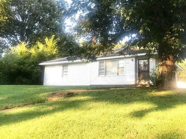 1110 S College St, Covington, TN 38019 (#10107012) :: Faye Jones | eXp Realty