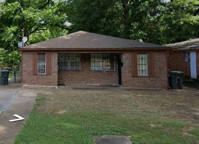 3166 Lyndale Ave, Memphis, TN 38112 (#10107074) :: The Home Gurus, Keller Williams Realty