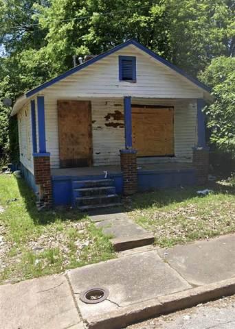 1303 E Trigg Ave, Memphis, TN 38106 (#10107088) :: Faye Jones | eXp Realty