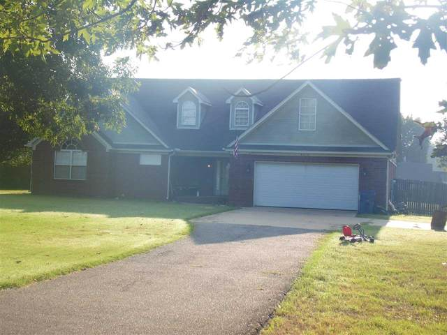 4318 Campground Rd, Munford, TN 38058 (MLS #10107116) :: Your New Home Key