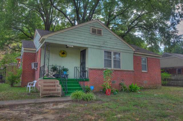 1397 Canfield St, Memphis, TN 38127 (MLS #10107148) :: The Justin Lance Team of Keller Williams Realty