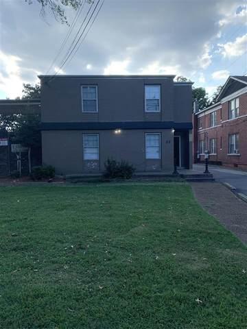 53 N Belvedere Blvd #4, Memphis, TN 38104 (#10107204) :: Bryan Realty Group