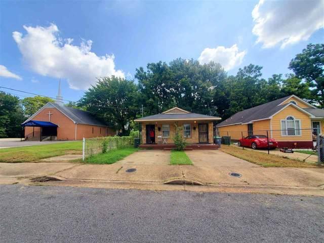 1634 Lake Grove St, Memphis, TN 38108 (#10107207) :: Bryan Realty Group