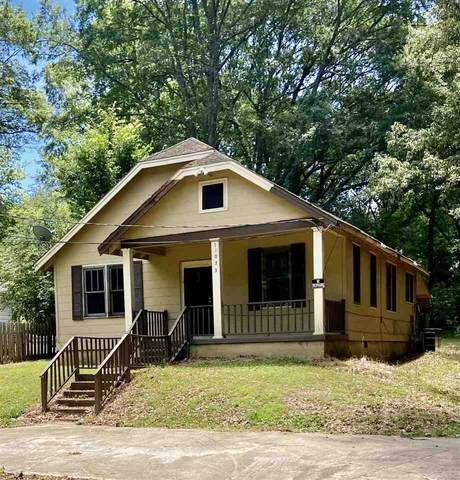 1033 Chambliss Rd, Memphis, TN 38116 (#10107217) :: J Hunter Realty