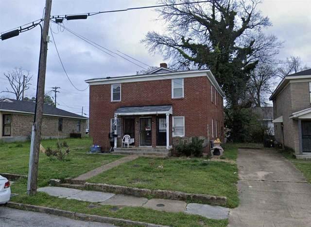 244 Decatur St, Memphis, TN 38105 (#10107235) :: Area C. Mays   KAIZEN Realty