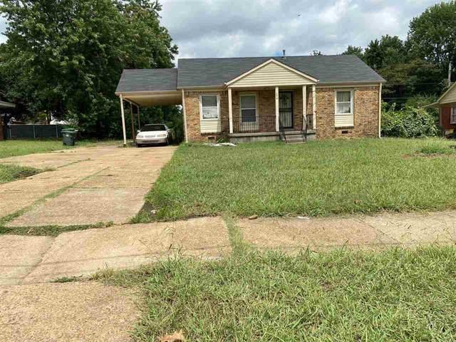 336 E Shelby Dr, Memphis, TN 38109 (#10107249) :: J Hunter Realty