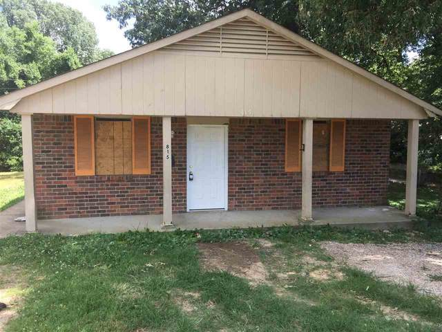 815-817 Lucille Ave, Memphis, TN 38106 (#10107267) :: Area C. Mays | KAIZEN Realty