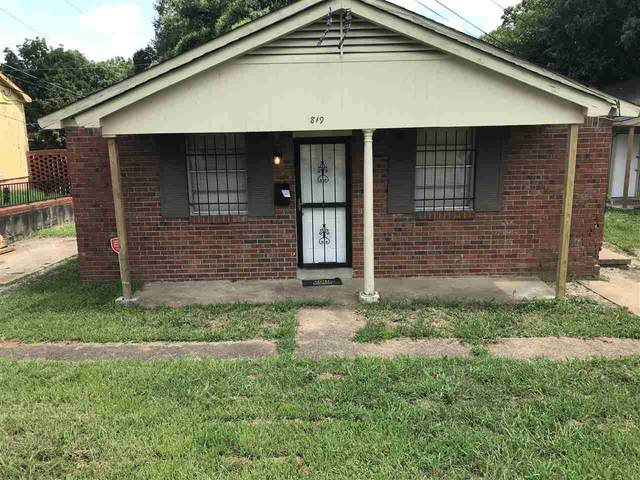 819-821 Lucille Ave, Memphis, TN 38106 (#10107269) :: Area C. Mays | KAIZEN Realty
