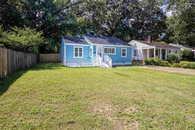 3181 Carnes Ave, Memphis, TN 38111 (#10107312) :: Area C. Mays | KAIZEN Realty