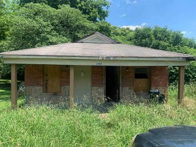 1668 Latham St, Memphis, TN 38106 (#10107320) :: Bryan Realty Group