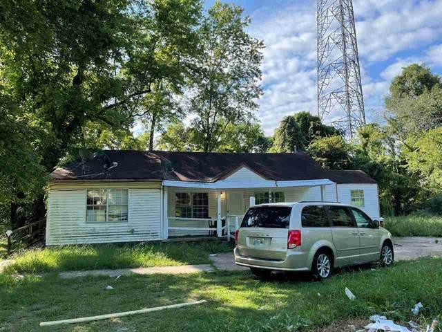 1189 Longcrest Rd, Memphis, TN 38109 (#10107324) :: RE/MAX Real Estate Experts
