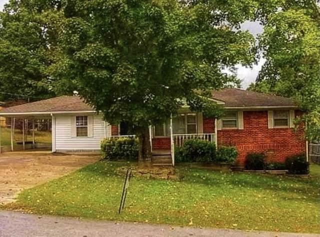 117 E Dixon St, Waynesboro, TN 38485 (#10107330) :: The Melissa Thompson Team