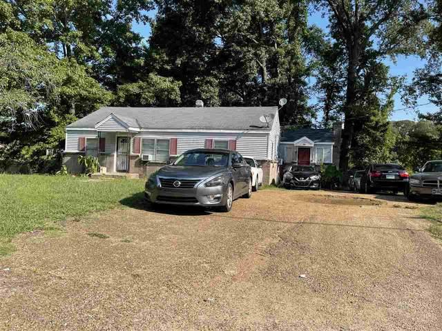 1462 Longcrest Rd, Memphis, TN 38109 (#10107334) :: The Home Gurus, Keller Williams Realty
