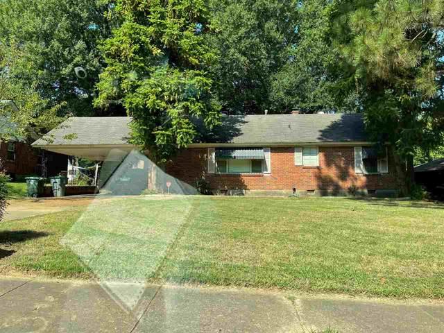 3301 Beechmont St, Memphis, TN 38127 (#10107338) :: Faye Jones | eXp Realty