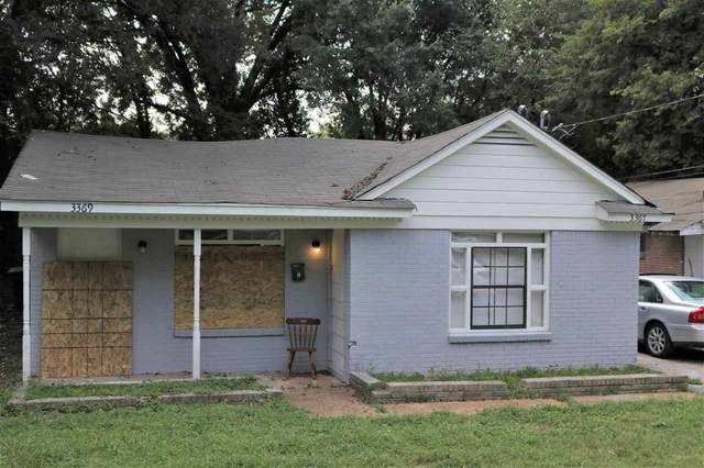 3367 Hardin Ave, Memphis, TN 38122 (#10107341) :: Bryan Realty Group