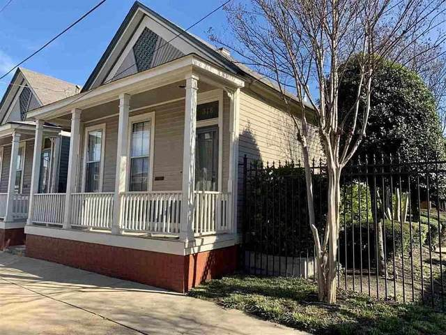 378 Mulberry St, Memphis, TN 38103 (#10107365) :: Bryan Realty Group