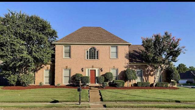 8523 Meadow Green Dr, Memphis, TN 38016 (#10107395) :: Bryan Realty Group