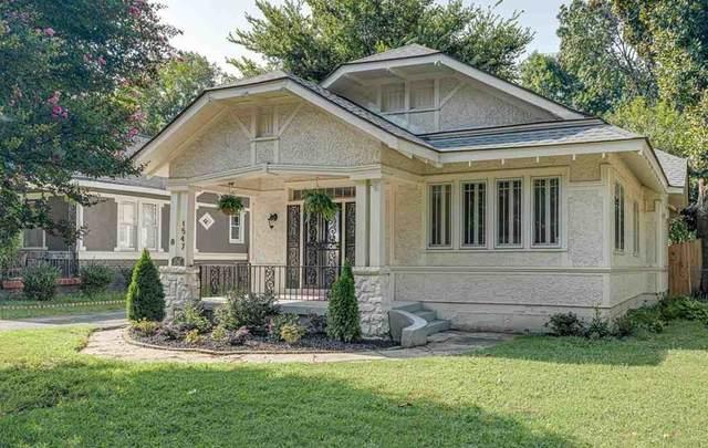 1547 N Parkway Ave, Memphis, TN 38112 (#10107400) :: The Home Gurus, Keller Williams Realty