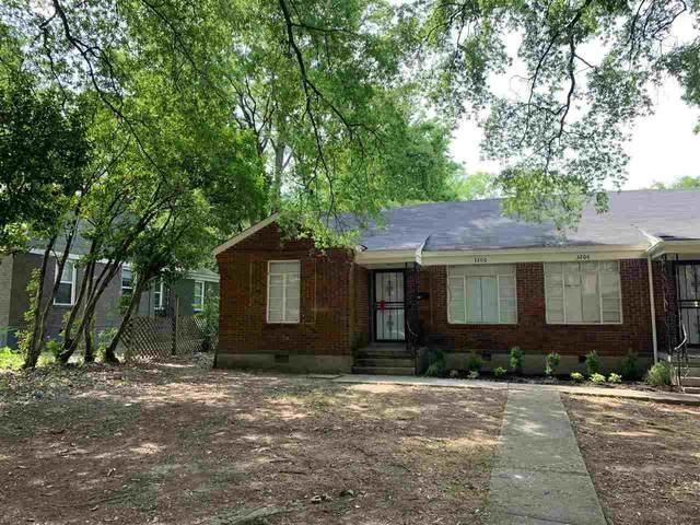 3206 Hardin St, Memphis, TN 38112 (#10107433) :: The Melissa Thompson Team