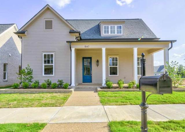 390 Nuthatch Dr, Collierville, TN 38017 (MLS #10107463) :: Your New Home Key